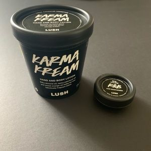 NEW Lush Karma Kream Lotion Full Size
